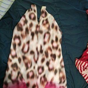 Bebe Flowy Dress